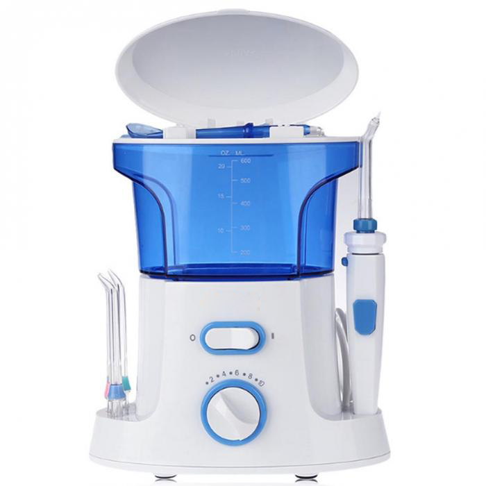 2017New  Dental Flosser Oral Irrigator Water Flosser Pick Dental Water Pick Oral Irrigation Teeth Care Tool For Women Men  H7JP<br>