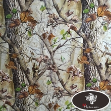 Excellent quality maple leaves camo hydrographics film water transfer printing film 50cm wide aqua print HFD002(China)