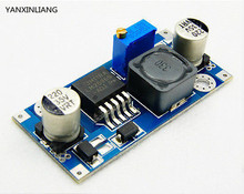 1pcs DC-DC Step Down Converter Module LM2596 DC 4.0~40 to 1.3-37V Adjustable Voltage Regulator Hot sale(China)