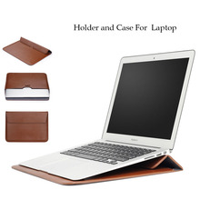 PU Leather Laptop Case 11.6 12inch Protective Case for Macbook Air Holder Cover Sleeve Case For Acer Asus Xiaomi Lenovo Laptop