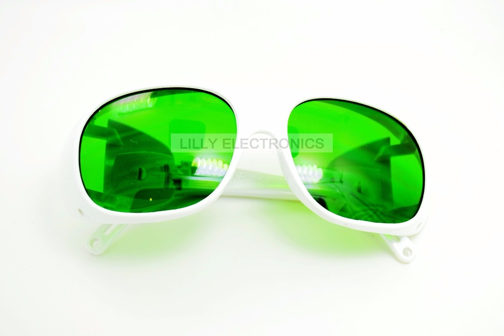 400-1200nm Wide-spectrum Photons E-light Protective Goggles/Glasses/Eyewear<br>