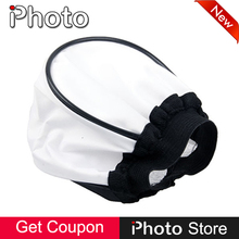 Universal Nylon Fabric Cloth Bag Bounce Diffuser Softbox for Canon Nikon Sony Pentax Olympus Flash Speedlite Soft Box(China)