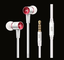 Brand New YPZ In-ear Earphone With Mic For Samsung MP3 MP4 Xiaomi Huawei PC Best Bass High Quality Free Shipping