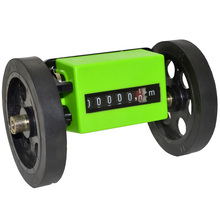 New Meter Counter Rolling Wheel Mechanical Length Counter Free Shipping with Track Number 12000261