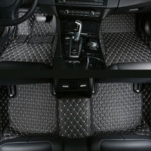 Car floor mats for Land Rover discovery 3 4 sport Range Rover sport Evoque Freelander 2 Car carpets