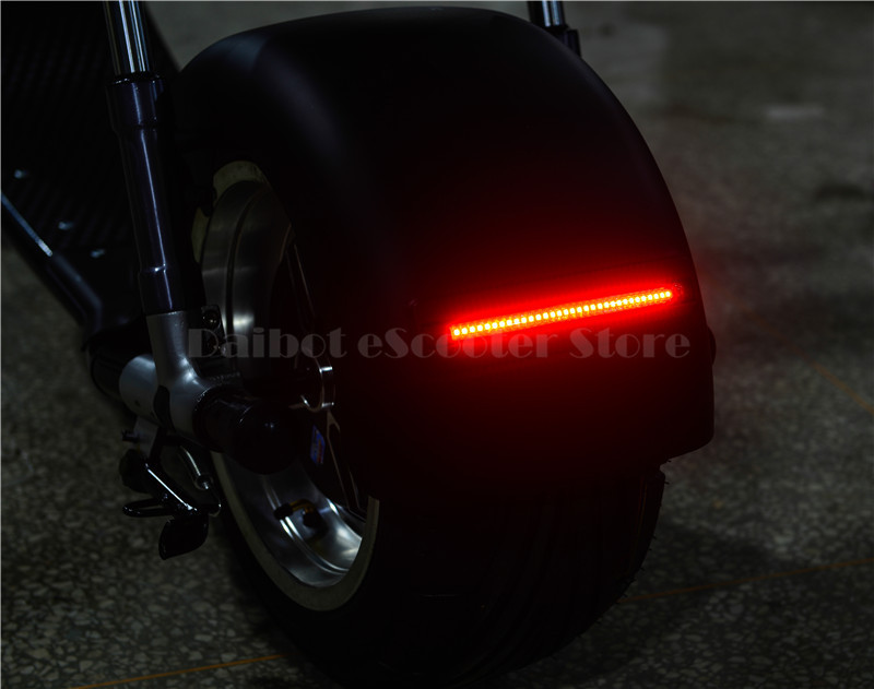 Daibot Electric Scooter Harley Citycoco Two Wheels Electric Scooter 60V 1500W Electric Scooter Motorcycle For Adults (12)