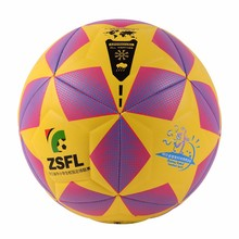 Official soccer & 5 size football high-quality1 piece ball / Fast delivery football(China)