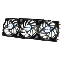Arctic Accelero Xtreme III, 3pcs 92mm PWM Fan Video Graphics Card Cooler Replace for RX 480 280x 7970 7950 GTX 1080 1070 1060(China)