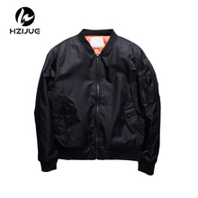 Buy Pink Bomber Jacket Men Women 2017Spring Street Thin Style Solid Color Blank Hip Hop Jackets Mens Clothes Kanye West Plus Size for $34.78 in AliExpress store