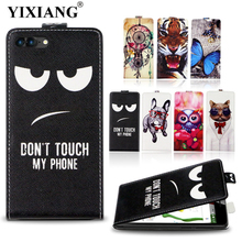 Newest For Ark Elf E1 Factory Price Luxury Cool Printed Cartoon 100% Special PU Leather Flip case cover,Gift(China)