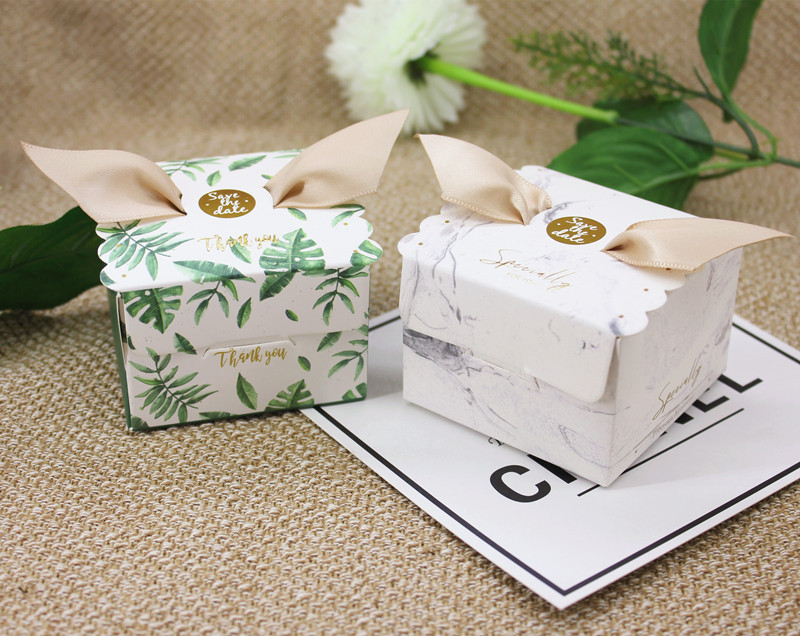 Multicolor Angel Candy Box Wedding Favor and Gift Box Sweet Paper Bags for Wedding Decoration Baby Shower Event Party Supplies (6)