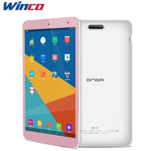 "8"" IPS Onda V80 SE Android 5.1 Tablet PC 1920*1200 Intel Z3735F Quad Core WiFi Bluetooth Camera 2GB RAM 32GB ROM"