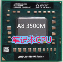 AMD Quad-Core A8-3500M  a8-3500M 1.5Ghz Socket FS1 A8 3500M AM3500DDX43GX A8-Series notebook APU Notebooks laptop