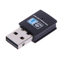 High Speed 300Mbps Mini USB Wifi Wireless Adapter 802.11 B/G/N Network Card LAN Dongle(China)