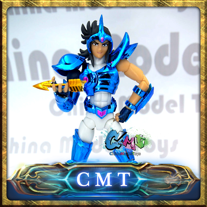 CMT New Arrival Aurora Model Cs Model Saint Seiya Sagitta Tramy Cloth Myth Metal Armor action figure<br>
