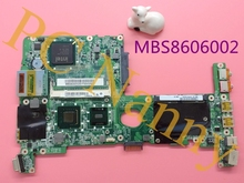 MBS8606002 For Acer Aspire one 531h Intel Motherboard Main Board Atom N280 1.66GHz DDRII Intel GMA 950