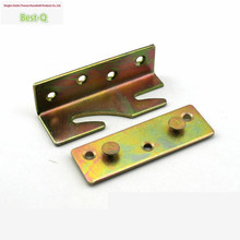 Free shipping Thick bed Corner Bed connector bed hinge angle link accessories hardware BUCKLE(China)