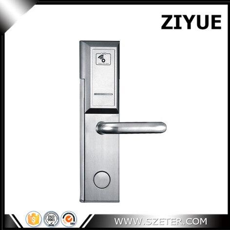 Smart hotel card lock Keyless Smart Hotel Safety Digital Door  Rfid Lock   ET105RF<br>