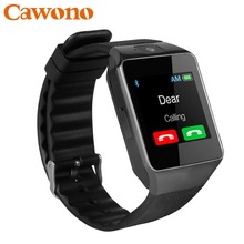 Cawono Bluetooth Smart Watch DZ09 Relojes Smartwatch Relogios TF SIM Camera for IOS iPhone Samsung Huawei Xiaomi Android Phone(China)