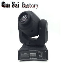 New Hot Stage Disco light 30W LED mini moving head Light 9/11 channels stage lights effect Dmx 512 Sound Control Auto Rotat