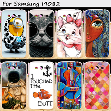 Hard Plastic&Soft TPU Phone Cover For Samsung Galaxy Grand Duos GT I9082 i9080 9060 Neo I9060 Cases Wholesale Cell Phone Shell