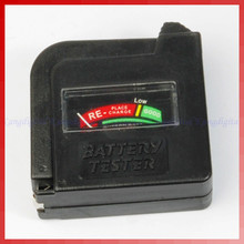 Battery Tester Checker Battery Capacity Tester For C/D/9V/AA/AAA/1.5V Dry Battery Power Supply Measuring Instrument