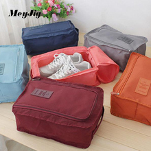 Sports Shoes Pouch Waterproof Foldable Shoebox Travel Portable Bag Home Storage Clothes Cosmetics Shoes Organizer Bag