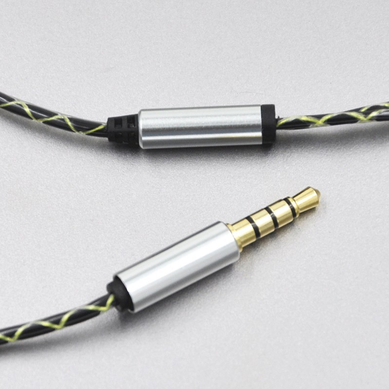 Wooeasy DIY IE800 Earbuds HiFi In-ear Ceramic Earphone Earbud Earbuds Wth Microphone Top Quality HiFi In-Ear Headset 17