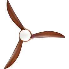 Nordic Brown Vintage DC Ceiling Fan With Lights Remote Control Ventilador De Techo 220 Volt Fan LED Light Bulbs Bedroom Fan Lamp