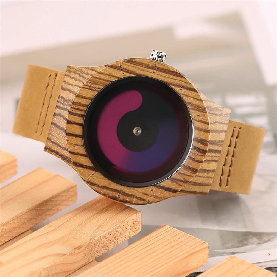 nature wood watch creative watches men22