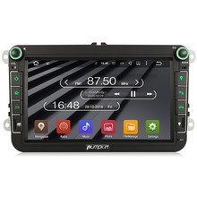 Wholesale!2GB RAM 8 Inch 2Din Android 5.1 Car DVD Player Radio For VW/Skoda/Seat/Golf/Polo GPS Navigation Accessory Fast Boot