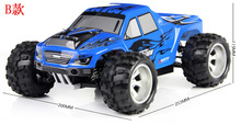 HOT ! Two Color 2.4G Radio Remote Control RC car buggies drift amphibious suvs climb a wall climbing professional racing car
