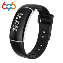 Buy Microwear Smart Bracelet A69 Smart Wristband Pedometer Heart Rate Watches Blood Pressure Fitness Tracker Smartband PK mi band 2 for $23.49 in AliExpress store