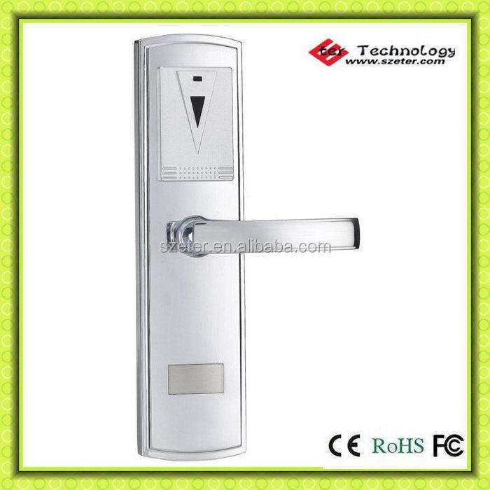 RFID Card Hotel latch lock  for hotels ET617RF<br><br>Aliexpress
