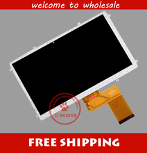 "New Screen Matrix 7"" inch Prology Evolution Note-700 GPS IMAP-7000TAB Tablet 50p LCD Display Screen Replacement Panel Free Ship"