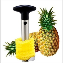 Pineapple Peeler  1Pcs Stainless Steel Ananas Zester Kitchen Fruit & Vegetable Tools