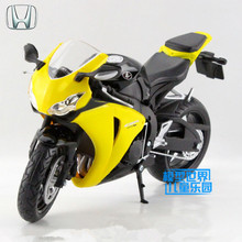 Free Shipping/1:12/Diecast Motorcycle Toy Model/Honda CBR 1000RR/Delicate Educational Collection/Toy for Children/Gift
