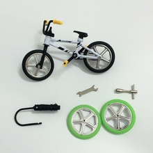 2015 Excellent Quality bmx toys alloy Finger BMX Functional kids Bicycle Finger Bike mini-finger-bmx Set Bike Fans Toy Gift