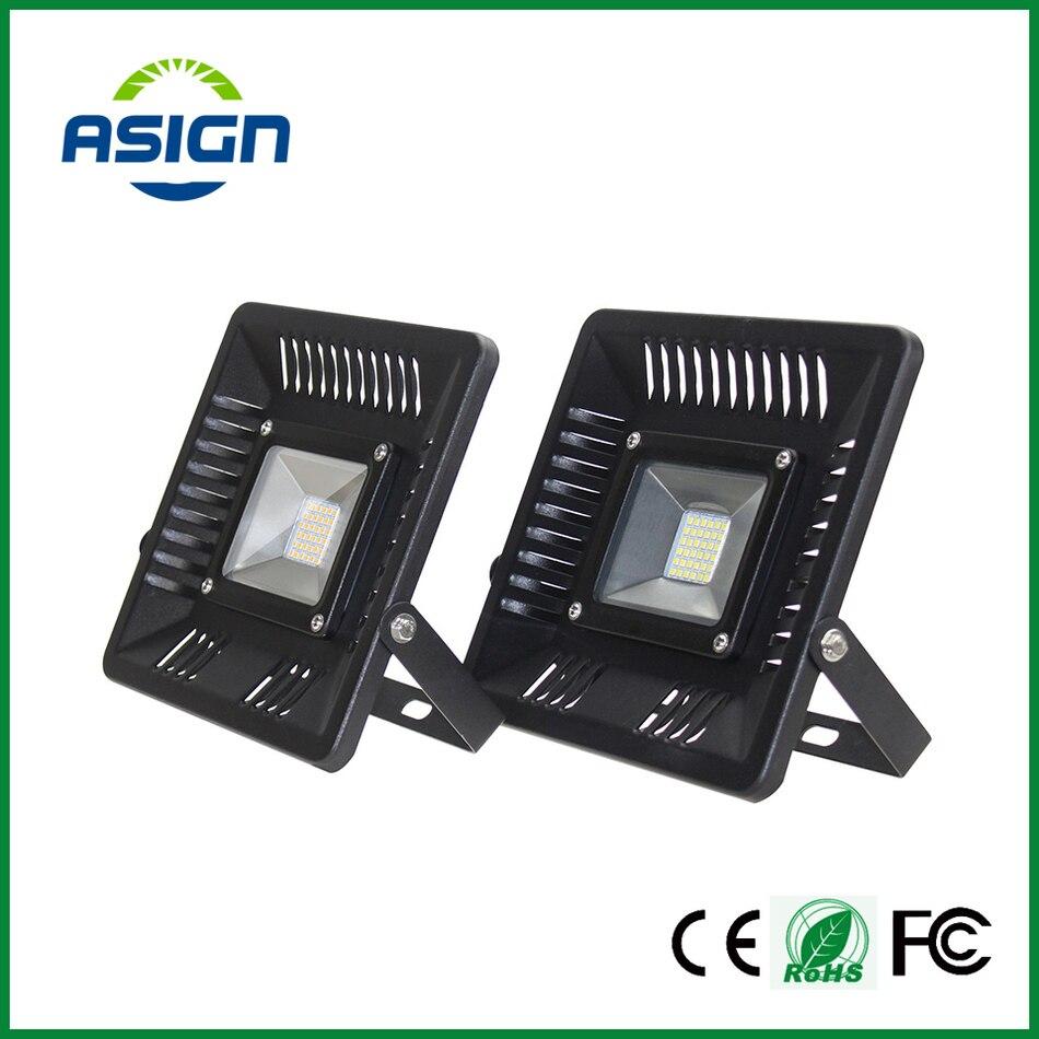 2017 Newest LED Flood Light 100W 50W 30W Ultrathin Led Floodlight 220V Waterproof IP65 Outdoor Lighting Wall Lamp LED Reflector<br><br>Aliexpress