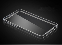 Compact Ultra-thin Clear Crystal Transparent TPU Gel Soft Case Cover For ZTE Nubia Z9 Max Mini