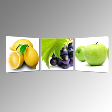 FREE SHIPPING Fruits Digital Print Canvas for Kitchen Decoration Canvas Print Giclee Artwork for Dinning Hall READY TO HANG(China)