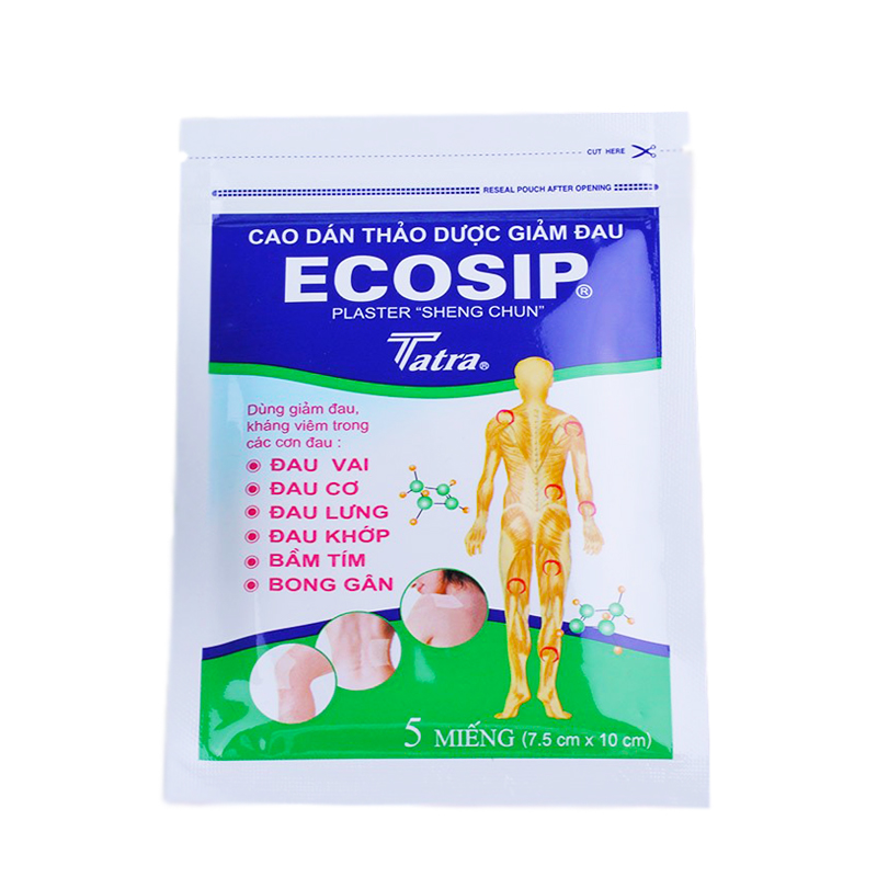 100Pcs-20bag-ECOSIP-Treatment-Osteoarthritis-Bone-Hyperplasia-Omarthritis-Rheumatalgia-Spondylosis-Paste-Pain-Relieving-Patch