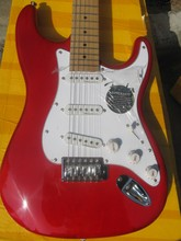 Free shipping Stratocaster Guitar custom body Electric Guitar have more style you can choose more picture In Stock(China)