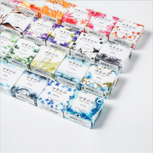 DIY 7M Cute Kawaii Colored Decorative Scotch Washi Tape Floral Adhesive Masking Tape Stickers For Scrapbooking Free Shipping 180