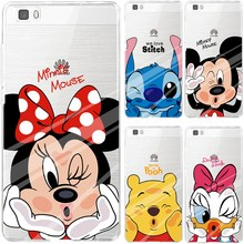 Soft Clear TPU Case For Huawei P10 Plus P9 P8 Lite Mate 9 Nova Y3 II Y5 Y6 II Honor 6 7 8 6X Cover Soft Silicone Phone Back Skin