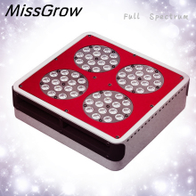 MissGrow Apollo 4 300W LED Grow Light kit Full Spectrum With  Lens Pants Grow Faster Flower Bigger  High Yield  Hot style