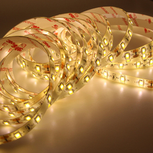Kitchen Cabinet Counter LED Tape Light Strip SMD 5630 5730 60leds/m Non /ip65 Waterproof String lamp white 12V 1m 2m 3m 5m 10m