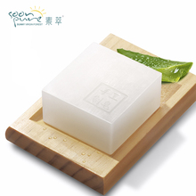 SOONPURE Snail Manual Facial Soap Face Cleansers Skin Care oil control Black Head Remover Deep Cleansing Whitening Beauty(China)
