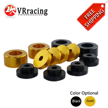 VR RACING - FREE SHIPPING For Nissan S14 S15 Drift Race JDM Solid Differential Mount Bushings VR-DMB01(China)