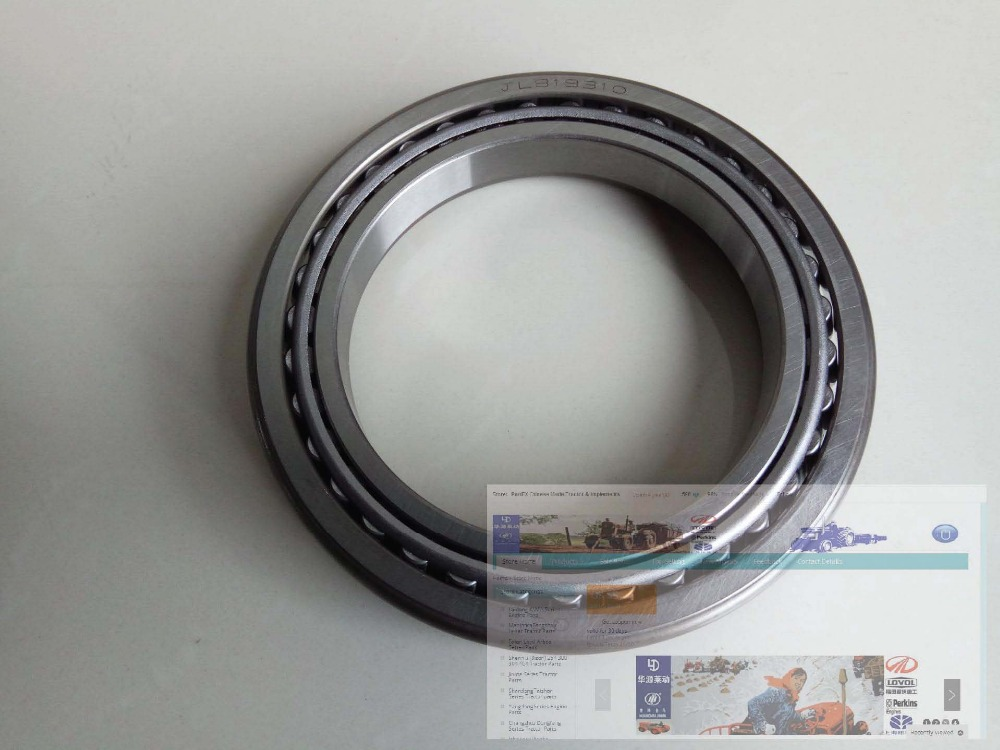 Yituo tractor parts, the roller bearings for front axle, Part number: 5136951/12 <br>
